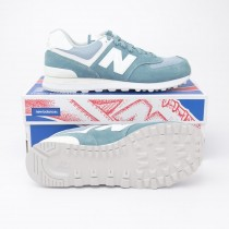 New Balance Men's 574 Classics Running Shoes ML574SEG in Citadel