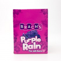 Brach's Purple Rain Tiny Jelly Beans 8 - 3 oz Tubes in Sealed Retail Box