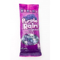 Brach's Purple Rain Tiny Jelly Beans 3 oz Tubes