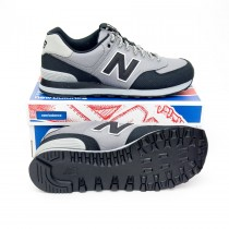 New Balance Men's Outdoor Escape 574 Classics Running Shoes ML574PTD in Marblehead
