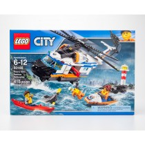 LEGO City Heavy-duty Rescue Helecopter #60166
