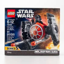 LEGO Star Wars First Order TIE Fighter Microfighter #75194