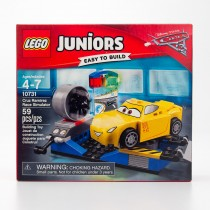 LEGO Juniors Disney Cars Cruz Ramirez Race Simulator #10731