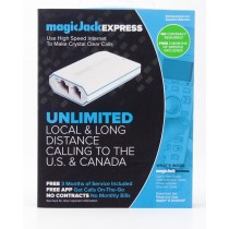 magicJack Express Digital Phone Service VoIP Adapter K1103