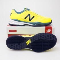 New Balance Men's 896 Court Tennis Shoes MC896YB in Firefly