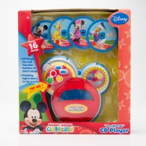 "Disney Mickey Mouse Clubhouse ""Sing With Me"" CD Player"