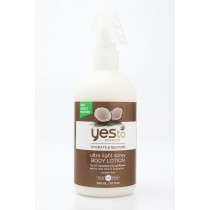Yes To Coconut Ultra Light Spray Body Lotion 10 fl oz