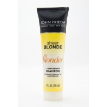 John Frieda Sheer Blonde Go Blonder Lightening Shampoo 2 fl oz