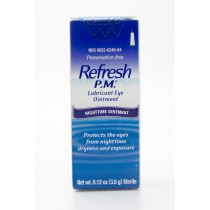Refresh P.M. Lubricant Eye Ointment 0.12 oz (3.5 g)