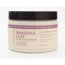 Carol's Daughter Rhassoul Clay (actve living haircare) Softening Hair Mask 12.0 oz