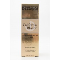 Dessange California Blonde Illuminating System Elixir Leave-in Treatment 3.4 fl oz