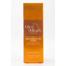 Dessange Oleo Miracle Replenishing Oil System Leave-In Treatment 3.4 fl oz