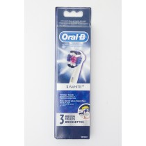 Oral-B 3D White Brush Heads 3 Pack