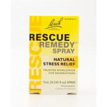 Bach Rescue Remedy Spray Natural Stress Relief 7mL (0.245 fl oz)