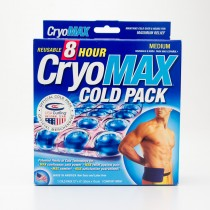"CryoMax Reusable 8 Hour Cold Pack Medium (12"" x 6"")"