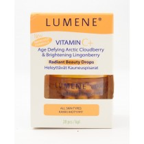 Lumene Vitamin C+ Radiant Beauty Drops  28 Pieces