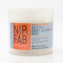 Nip + Fab Glycolic Fix Daily Cleansing Pads 60 Pads