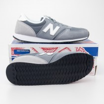 New Balance Women's 420 Classics Running Shoes WL420CRD in Gunmetal
