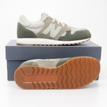 New Balance Women's 520 Classics Running Shoes WL520TS in Military Olive