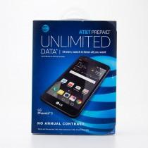 AT&T Prepaid LG Phoenix 3 Prepaid Smartphone