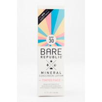 Bare Republic Mineral Sunscreen Lotion Tinted Face Broad Spectrum SPF 30 1.7 fl oz