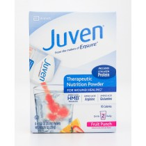 Juven Therapeutic Nutrition Powder for Wound Healing Fruit Punch  8 - 1.02 oz packets (8.16 oz Total)