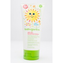 BabyGanics Mineral-Based Sunscreen Lotion SPF 50+ 6 fl oz