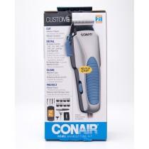 Conair Custom Cut Home Hair Cutting Kit HC244NGBV 18 Pieces