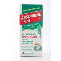 Absorbine Jr. Plus Pain Relieving Liquid 4 fl oz (118 ml)
