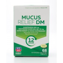 Rite Aid Mucus Relief DM 12 Hr 68 Extended-Release Tablets