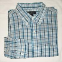 Brooks Brothers Sport Shirt Men's XL - Extra Large