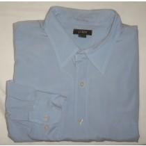 J Crew Pinpoint Shirt Men's Extra Large - XL