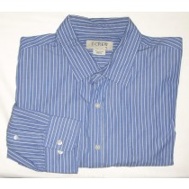 J Crew Striped Shirt Men's Extra Large - XL