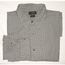 J Crew Tattersall Shirt Men's Extra Large - XL