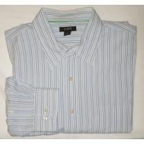 J Crew Striped Shirt Men's Extra Large - XL