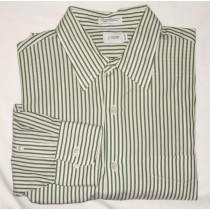 J Crew Striped Dress Shirt Men's Medium - M - 15-15.5