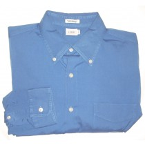 J. Crew Pinpoint Oxford Dress Shirt Men's Large - 16-16.5