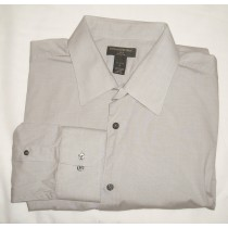 Banana Republic Stretch Dress Shirt Men's Extra Large 17-17.5