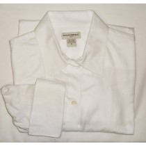 Banana Republic Woven Dress Shirt Men's Extra Large - XL - 17-17.5