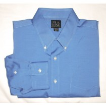 Jos A Bank Executive Collection Pinpoint Dress Shirt Men's 16.5-33