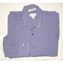 Paul Fredrick Dress Shirt Men's 15.5-33