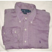 Ralph Lauren Yarmouth Dress Shirt Men's 16.5-34