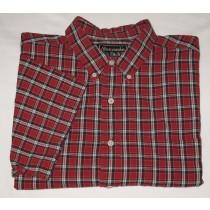 Abercrombie & Fitch Short Sleeve Shirt Men's L - Large