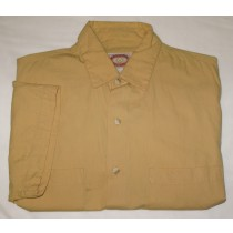 Banana Republic Short Sleeve Safari Shirt Men's M - Medium