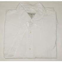Banana Republic Short Sleeve Shirt Men's L - Large - 16-16.5