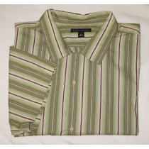 Banana Republic Short Sleeve Camp Shirt Men's XL - Extra Large