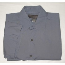 Banana Republic Stretch Classic Short Sleeve Shirt Men's S - Small