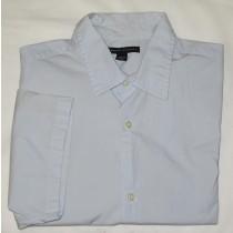 Banana Republic Stretch Short Sleeve Shirt Men's L - Large