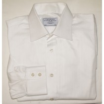 Charles Tyrwhitt White Dress Shirt Men's 16-33