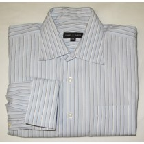 Robert Talbott Dress Shirt w/French Cuffs Men's 17-35
